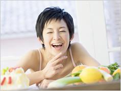 若いころ食物繊維をたくさん食べた女性は乳がんリスクが低い