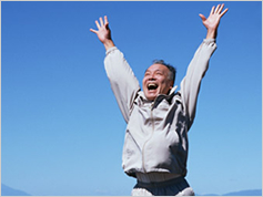 忙しくても大丈夫、1日わずか1分間の高強度運動で健康度アップ!