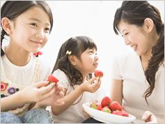 子供はあなたが食べた物:親子の食事は「質」も「量」も似ている