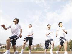 10分で十分?子供の肥満防止と体力アップに運動が効く