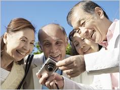 高齢期の持続的な幸福感は長寿につながる?!