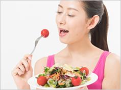 女性の細胞を若く保つ健康的な食事