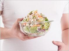 代謝機能を促進する植物中心の食生活
