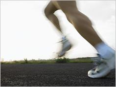 高強度トレーニングが中高年男性の骨の老化を予防する